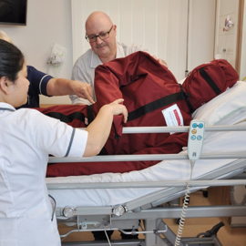 Oefenpop Patiëntenzorg