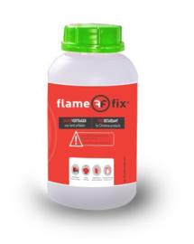 FlameFix impregneermiddel  voor kerstartikelen