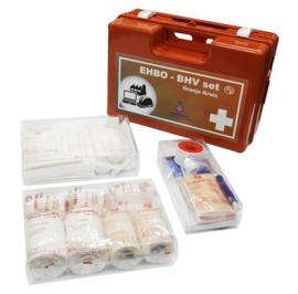EHBO koffer BHV set oranje kruis