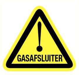 Gasafsluiter