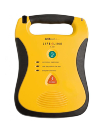 Defibtech Lifeline AED (semi-automaat) unit Dutch