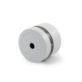 Mini rookmelder wit Sentek batterij 10 jaar