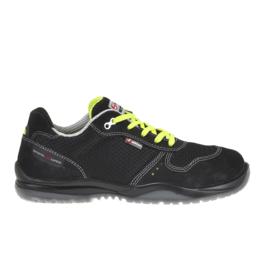 Sixton Timba zwart/geel (unisex)
