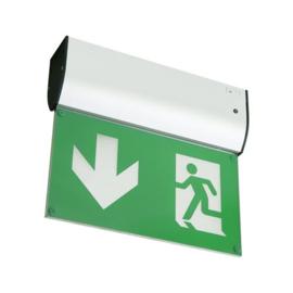 Escalight  LED DL210  emergency light wandbevestiging