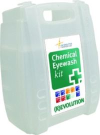 Verbandtrommel Chemical Eyewash Kit (R)evolution
