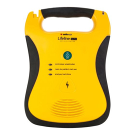 Defibtech Lifeline AED (automaat) unit Dutch