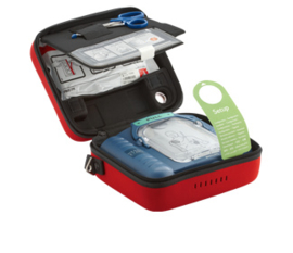 Philips HeartStart HS-1 AED brede draagtas