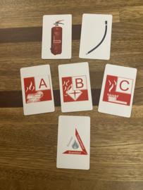 Brandblusser kaartspel