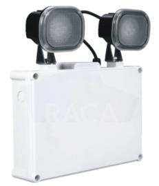 Taurac Twinspot IP65 LED 700 lumen 2 x 6 Watt