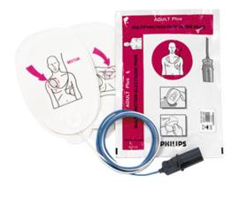 Philips FR2, FR Elektroden (volwassenen)