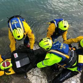 Water Search & Rescue oefenpop FireWare
