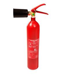 Brandblusser CO2 2 kg 34B