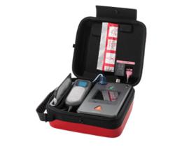 Philips FR3 AED met ECG weergave op scherm