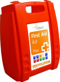 Verbandtrommel First Aid Kit Plus (R)evolution