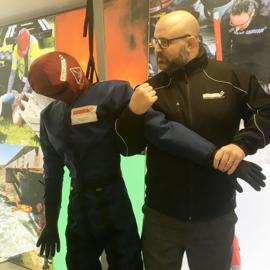 Oefenpop Fysieke Interventietechnieken