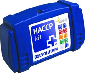 Verbandtrommel HACCP kit  (R)evolution