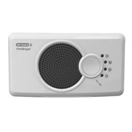 FireAngel lage frequentie sirene, draadloos koppelbaar WiSafe2