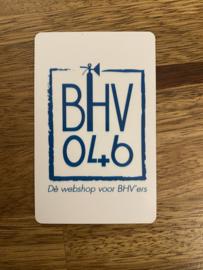 BHV Brandblusser kaartspel