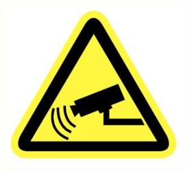 Beveiliging met camera's