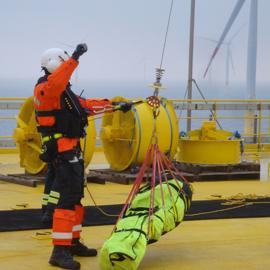 Offshore Oefenpop 60kg/180cm FireWare