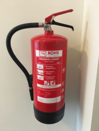 Brandblusser schuim 6 liter AB 21A/183B