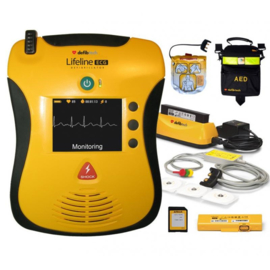 Defibtech Lifeline AED VIEW ECG