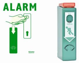 Deurklink alarm standaard