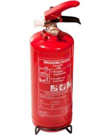 Brandblusser poeder 1kg 5A/34B/-C