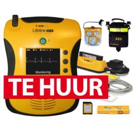 Defibtech Lifeline AED VIEW ECG huren/leasen 36 maanden