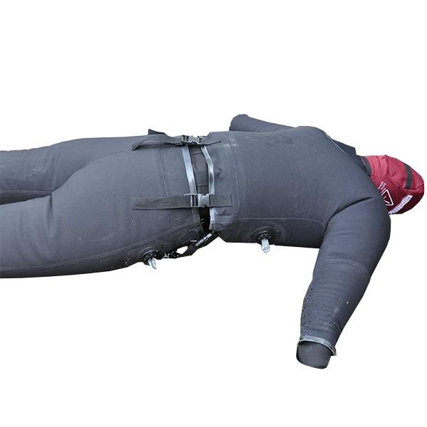 Watervulbaar pak voor oefenpop
