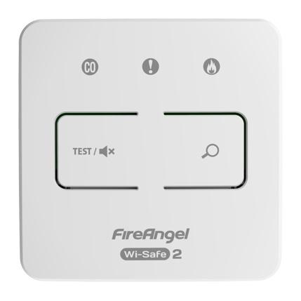 FireAngel WTSL-F-1EU locatieschakelaar Wi-Safe 2
