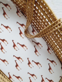 Wagenmatrashoes - giraffe