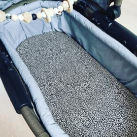Wagenmatrashoes - leopard zand