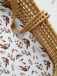 Wagenmatrashoes - bruine takjes