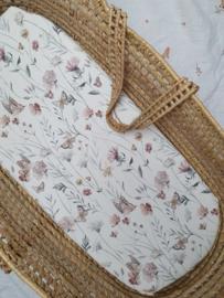 Wagenmatrashoes - vlinders&bloemen