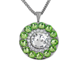 "Turtle Bay Green Golf Ballmarker ""Girls Golf Bling"" - Grün / Silber. Ab €20.95 - €29.95"