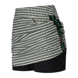 Golfrock PAR69 - Bellugia Skirt in green Escher