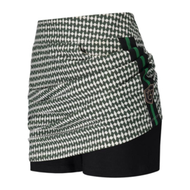 Golfrok PAR69 -  Bellugia skirt in green Escher