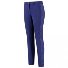 Damen Hosen Par69 Ballot Blue