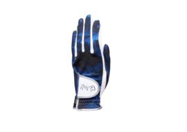 "Damen Golf Handschuhe ""Glove It""- design Blue Camo"