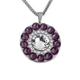 "Princeville Purple Golf Ballmarker ""Girls Golf Bling"" - Lila / Silber. Ab €20.95 - €29.95"