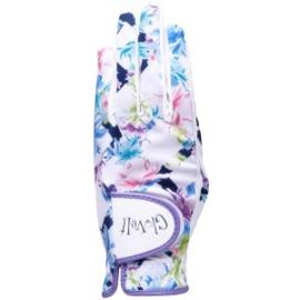 "Damen Golf Handschuhe ""Glove It""- design Pastel Latice"