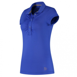 Damen Polo Bien Par69 - Blue