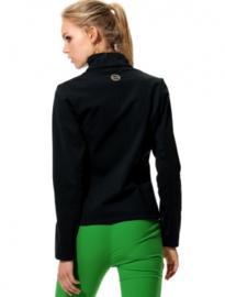 "Damen Golf Softshell Jacke ""MDC SPORTSWEAR""- Schwarz"