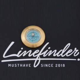 Linefinder - Messing mit Hellblau
