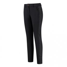 """Dames broek """"Par69"""" Ballot pants - zwart"""
