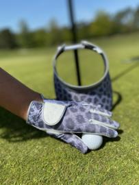 "Dames golfhandschoen ""Glove It"" – design Snow Leopard"