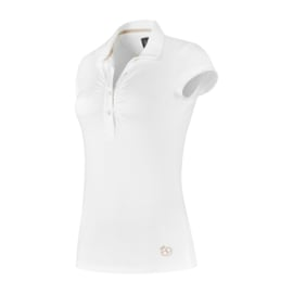 Dames polo Bien Par69 - Wit