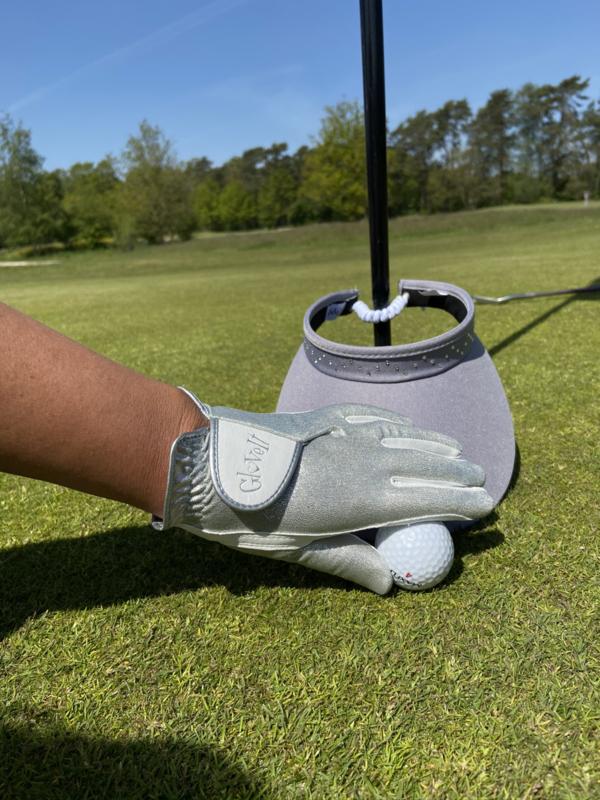 """Dames golfhandschoen """"Glove It""""  - design Silver Bling"""