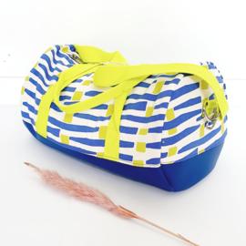 Flo Mini, blue/yellow